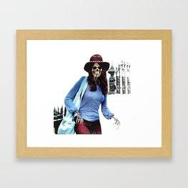 You're So Dead Framed Art Print