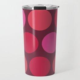 Ms Seductress Polka Dots Travel Mug