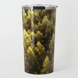 pine tree pattern Travel Mug