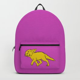 The Sly Fennec Fox Backpack