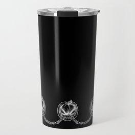 HALLOWEEN PUMPKIN JACK WITH CHAIN Travel Mug