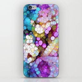 Happy Colors iPhone Skin