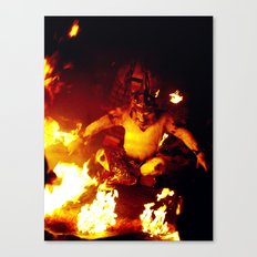 The Monkey King Canvas Print
