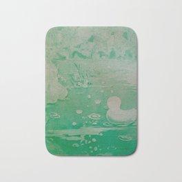 MoonSea Fantasy lightgreen Bath Mat