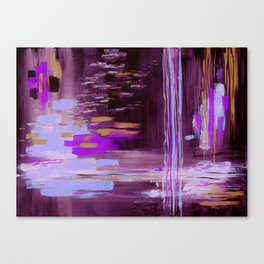 Inflection Canvas Print