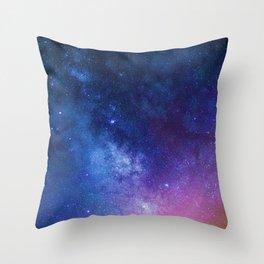 Perfect Sky (Color) Throw Pillow