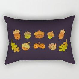 Acorns Rectangular Pillow