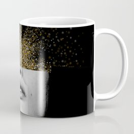 Woman Within Coffee Mug