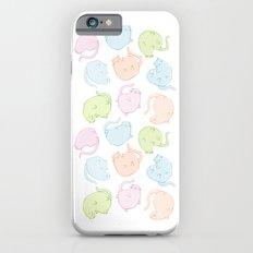 Cat Blobs Cats Slim Case iPhone 6s