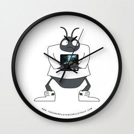 The Unemployed - Yoko Wall Clock