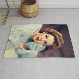 Judy Garland, Actress Rug