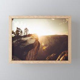 taft point Framed Mini Art Print