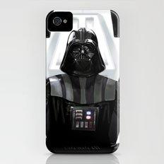 Dark Vador iPhone (4, 4s) Slim Case