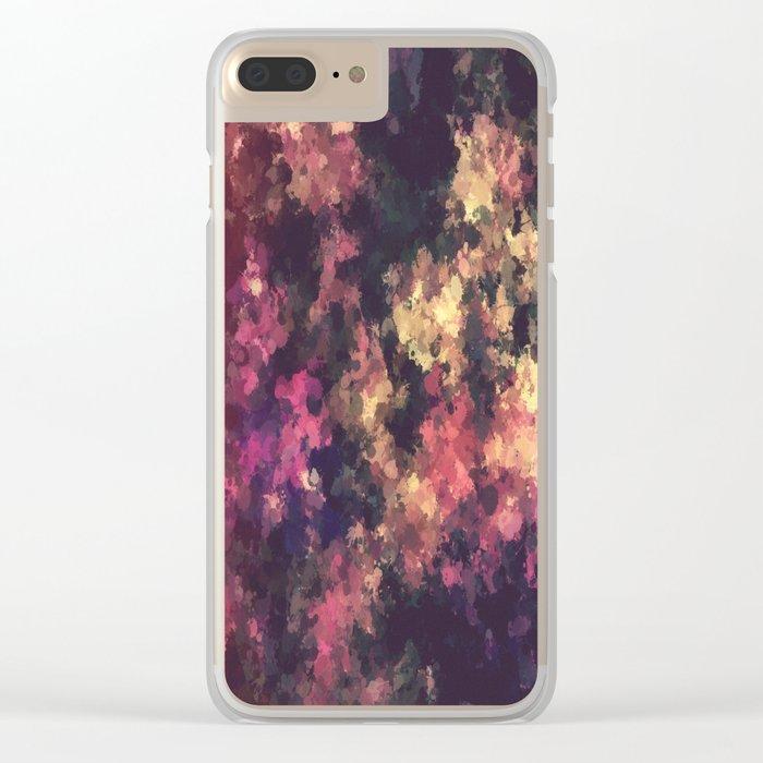 1D-4 Clear iPhone Case