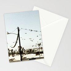 The birds. Stationery Cards