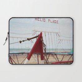 Beach H Laptop Sleeve