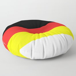 Germany flag Floor Pillow