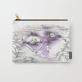 THE WORLD WAS BORN WITH US: THE SWIM Carry-All Pouch