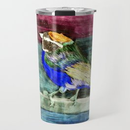 Bunter Vogel Travel Mug