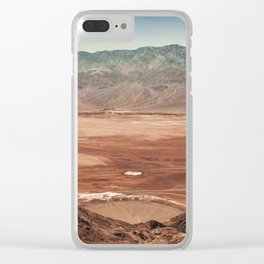 Dante's view Clear iPhone Case