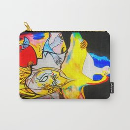 Paper Doll #society6 #decor #buyart Carry-All Pouch
