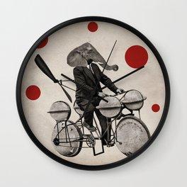Anthropomorphic N°21 Wall Clock