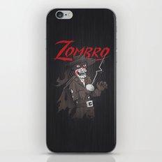 Zombro iPhone & iPod Skin
