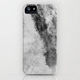 Secret waterfall iPhone Case