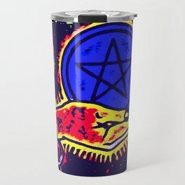 Ace of pentacles Travel Mug