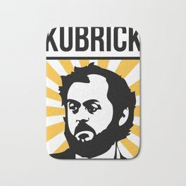 Stanley Kubrick Tribute Bath Mat