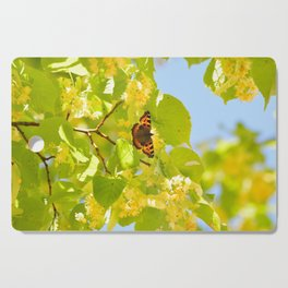 Blinding Butterfly Cutting Board