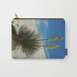 Soap Yucca In The White Sands Dunes Carry-All Pouch
