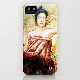 Ellen Allien iPhone Case