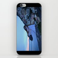 custom iPhone & iPod Skins featuring Custom Regulations by mofart photomontages