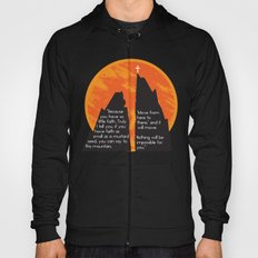 You Can Move Mountains Hoody