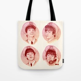 The Fab Four II Tote Bag
