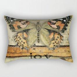 Choose joy everyday Rectangular Pillow