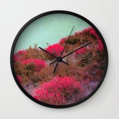 the hill Wall Clock