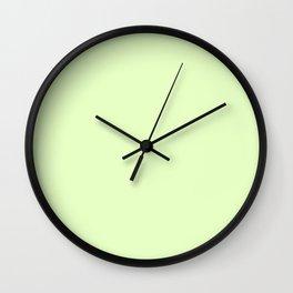 Cool Cucumber Wall Clock