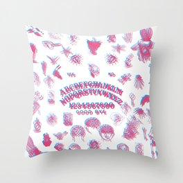 Apothecary Throw Pillow