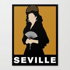 Seville Canvas Print