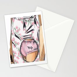 Lux loves Trip  Stationery Cards