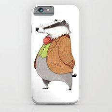 Mr. Badger iPhone 6s Slim Case
