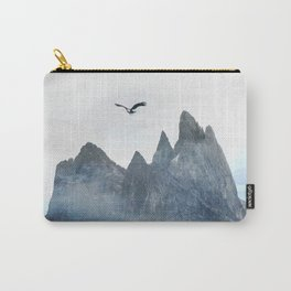Mountains 13 Carry-All Pouch