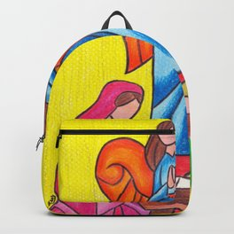 Nativity Backpack