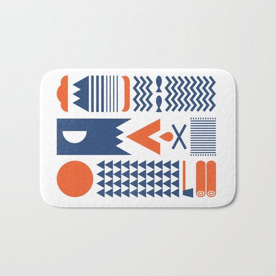 Simplify Bath Mat