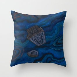 Pretelethal Throw Pillow