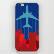 Langoliers iPhone & iPod Skin