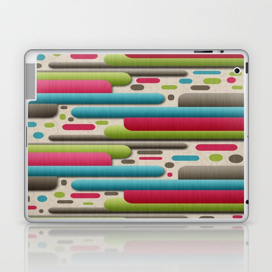 The New Retrolution. Laptop & iPad Skin