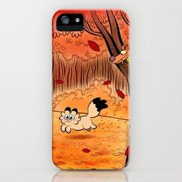 automne iPhone Case